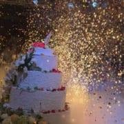 pháo điện đám cưới